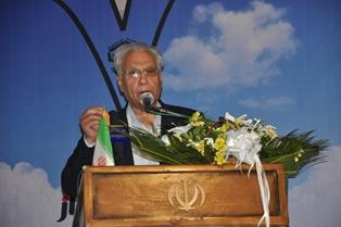 حافظی رئیس جامعه خیرین مدرسه ساز کشور در جمع خیرین مدرسه ساز شهریار