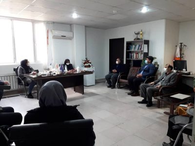 برگزاری نشست تعاملی مدیران مراکز توانبخشی ملارد