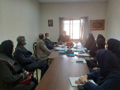نشست مسئولان اجتماعی شهرستان های غرب استان تهران