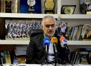 گل محمدی: اجازه بدهند انتخابات هیات فوتبال در فضایی سالم و بدون شائبه برگزار شود