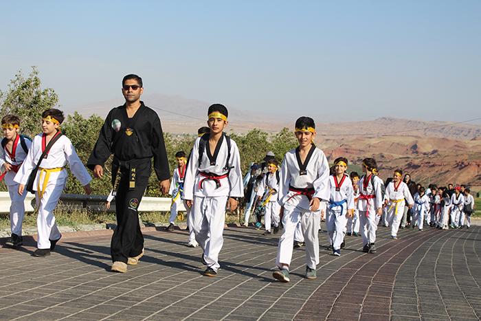 تکواندو شهریار ، در جایگاه سومی هیات های برتر شهرستان های استان تهران