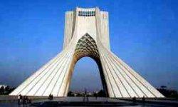 ترک خوردگی نماد تهران