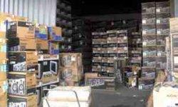 کشف کالای قاچاق به ارزش 5/5 میلیارد ریال در غرب استان تهران