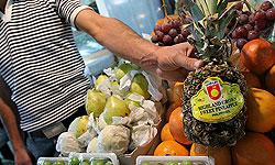 عمدهترین میوههای وارداتی کدامند؟