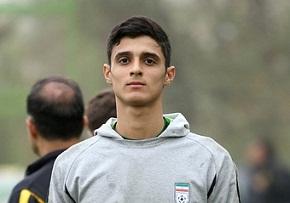 دعوت از احمد گوهری، فوتبالیست شهریاری به اردوی تیم ملی زیر19 سال