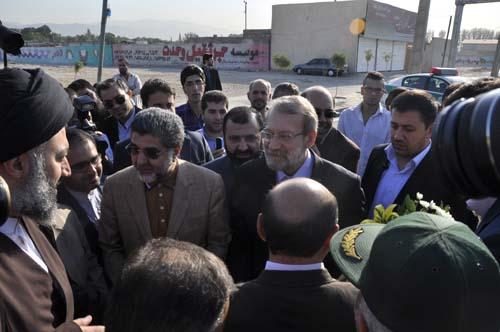کلنگ احداث بزرگترین شهرک صنعتی استان تهران در شهریار به زمین میخورد
