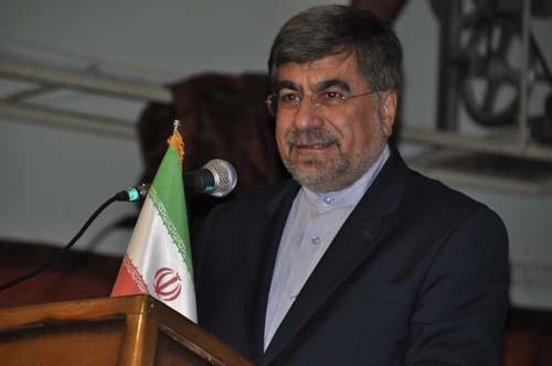 وزیر فرهنگ و ارشاد اسلامی در شهریار