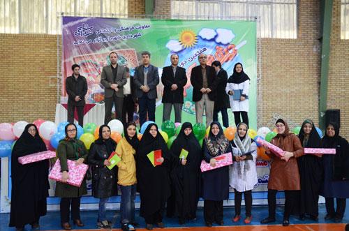 برگزاری هفتمین جشنواره آشپزی شهرستان شهریار