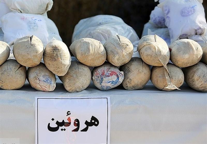 """102 کیلو هروئین در """"شاهد شهر"""" شهرستان """"شهریار"""""""