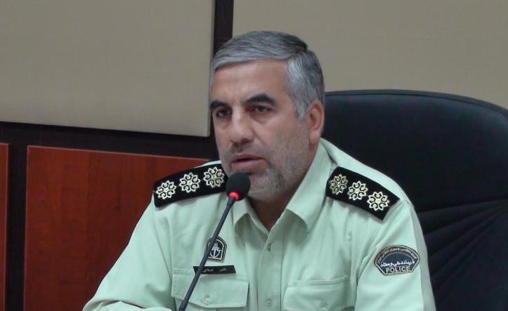 کشف 1321 کیلوگرم مواد مخدر در غرب استان تهران