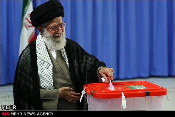 عکس / منتخب عکس های از حماسه 24 خرداد