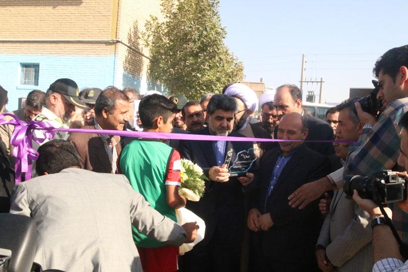 تقدیر استاندار از زحمات چشمگیر گرشاسبی مدیرکل ورزش و جوانان استان تهران