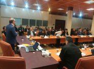 برپایی کارگاه آموزشی برای مسئولان بحران غرب تهران