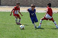 فستیوال مدارس فوتبال شهرستان شهریار برگزار شد