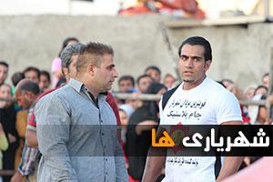 گزارش تصویری (2) / اولین دوره مسابقات قویترین مردان شهریار