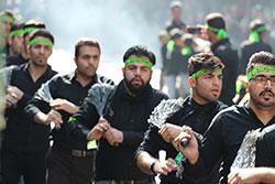 برگزاری مراسم عاشورای حسینی در استان تهران/زمین و زمان گریست