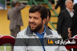 سید عباس جوهری : همراه نامهرسان به شهریار آمد