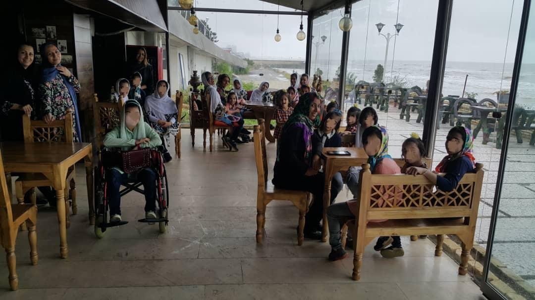 اردوی تفریحی مراکز توانبخشی بهزیستی شهرستان ملارد 