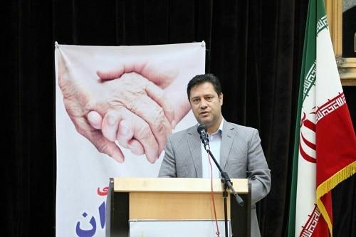 برگزاری همایش به مناسبت روز جهانی سالمندان در شهرستان ملارد