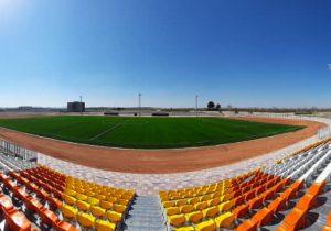 """افتتاح دو پروژه ورزشی به مناسبت """"هفته دولت"""" با حضور دکتر سلطانی فر و مهندس بندپی در شهریار"""