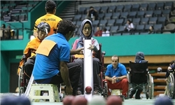 بانوی بوچیا کار شهریاری به بازیهای پاراآسیایی 2014 اینچئون اعزام می شود