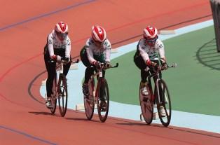 کسب مدال برنز کاپ آسیایی تایلند توسط بانوی دوچرخهسوار البرزی