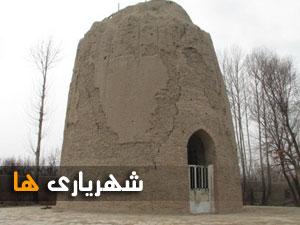 برج آرامگاه بابا محمود