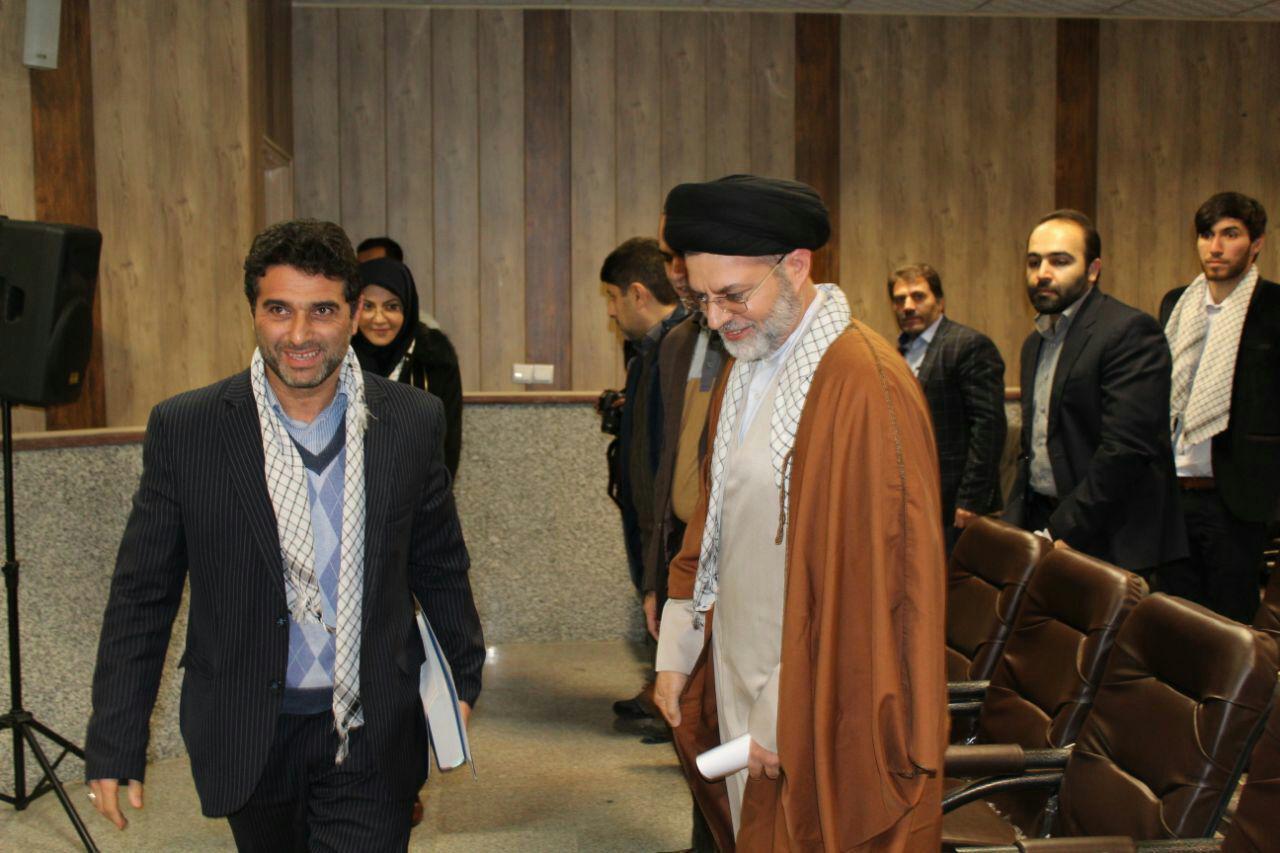 رئیس حوزه مرکزی کانون های بسیج اساتید دانشگاههای غرب استان تهران انتخاب شد