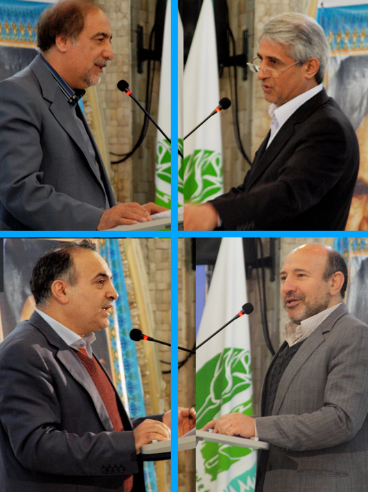 مهندس مسعود رهنما به سمت شهردار شهریار منصوب شد