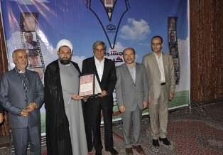 تقدیر از شهردار شهریار در هفتمین جشنواره خیرین مدرسه ساز