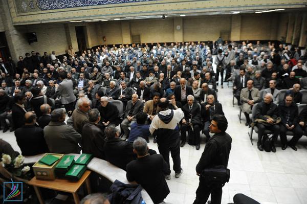 این مسجد مخصوص مجلس ختم های سیاسی است!