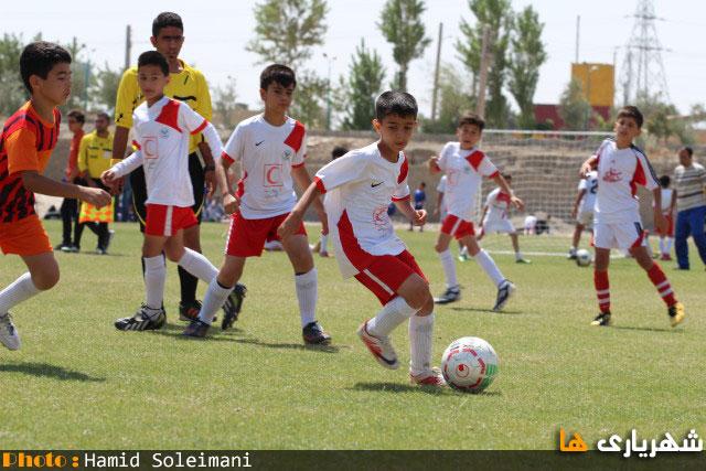 فستیوال مدارس فوتبال شهرستان شهریار