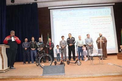 پیاده روی بزرگ خانوادگی در سالن همایش خلیج فارس شهر وحیدیه