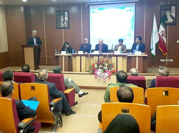 حضور دکتر ناجی در سومین جلسه ستاد ساماندهی امور جوانان استان تهران