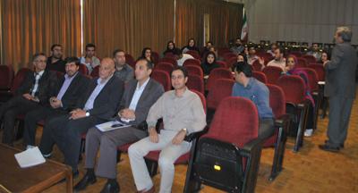 دوره تخصصی رویکردهای نوین در روابط عمومی ادارات ورزش و جوانان استان تهران