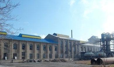 کارخانه قند ورامین در فهرست آثار ملی ایران قرار دارد