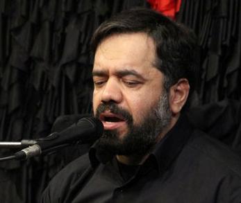 روضهخوانی محمود کریمی به مناسبت شبهای قدر + صوت