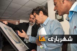 گزارش تصویری / داوری دومین جشنواره هنرهای تجسمی شهرستان شهریار
