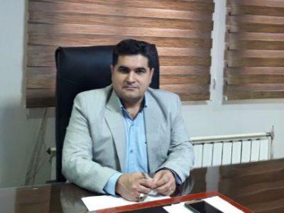 محمد موسوی زاده سرپرست اداره ورزش و جوانان شهرستان شهریار شد