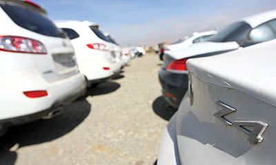 خودروهای مجاز وارداتی کدامند