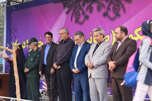 بانوان نخبه شهرستان شهریار تقدیر شدند