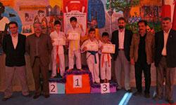 اولین مدرسه کاراته پسران ایران درشهرستان شهریار