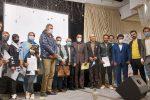 آیین تجلیل از برترینهای کوهنوردی شهرستان شهریار