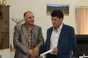 رئیس جدید هیئت بوکس شهرستان شهریار منصوب شد