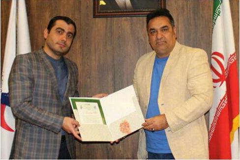 تقدیر از شهریار به عنوان یکی از هیات های برتر ورزشهای همگانی استان تهران