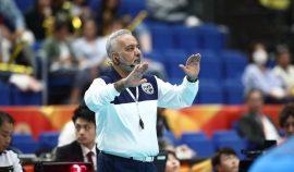 سه قضاوت در سه روز برای شاهمیری در رقابت های قهرمانی جهان