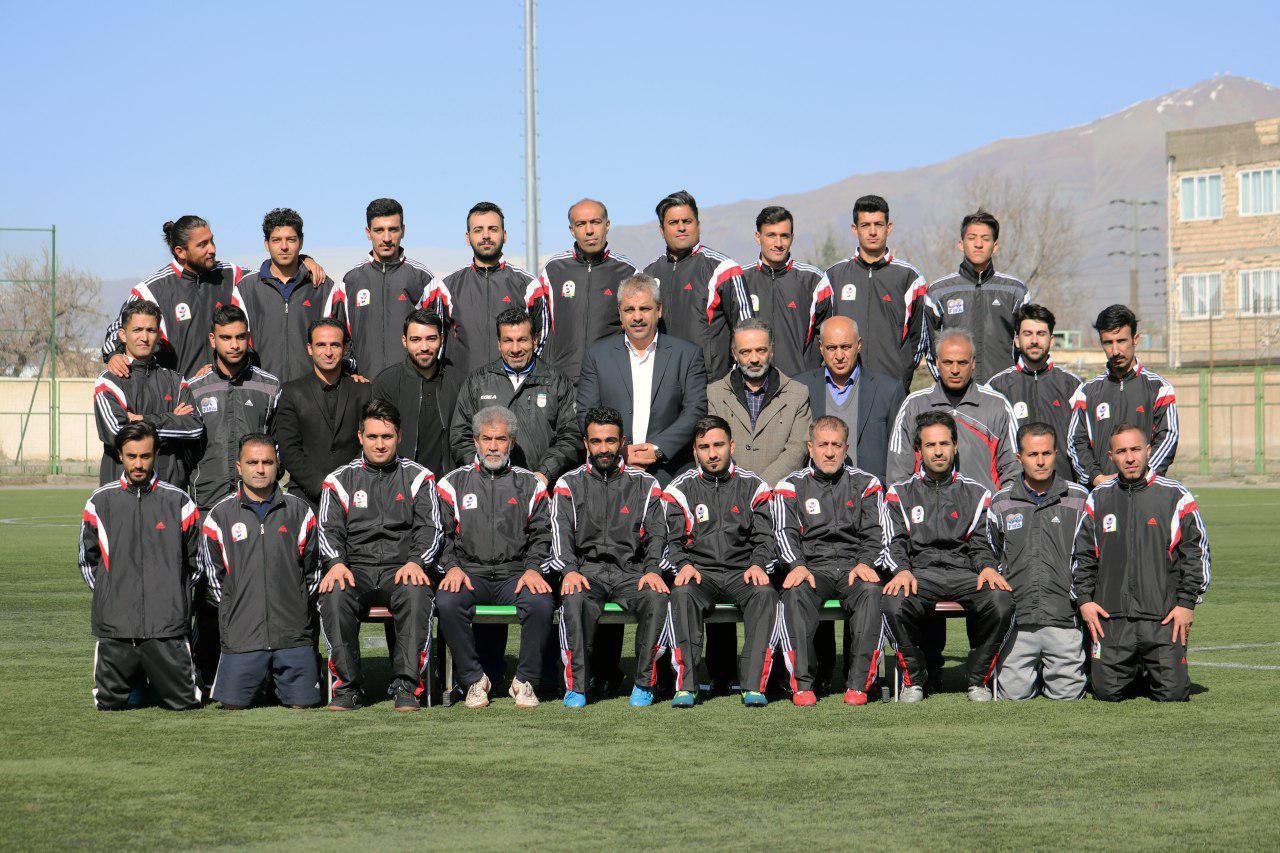 دوره مربیگری درجه c فوتبال در شهریار برگزار شد