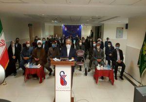 افتتاح بیمارستان شهید سردار سلیمانی در شهرستان قدس