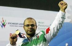حامد صلحی پور مدال طلای جام جهانی پاراوزنهبرداری تایلند را کسب کرد