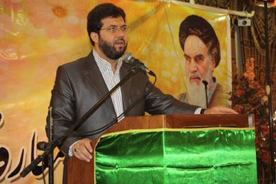عباس جوهری فرماندار شهریار